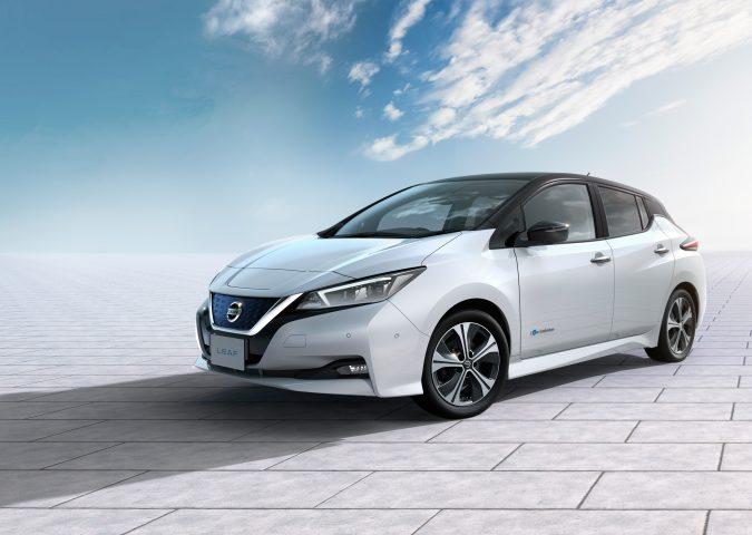 Nissan al CES 2018